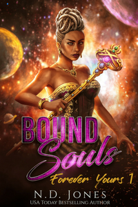 Bound Souls African American Fantasy Novel by ND Jones