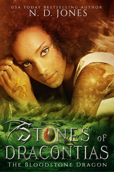 Stones of Dracontias Dragon Shifter Romance by ND Jones