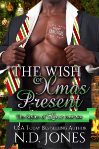 African American Contemporary Holiday Romance by ND Jones