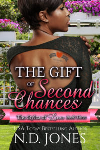 African Ameerican Contemporary Romance by African American author ND Jones