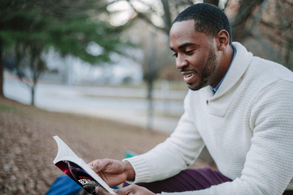 Self Care JournaL for Black Men by ND Jones