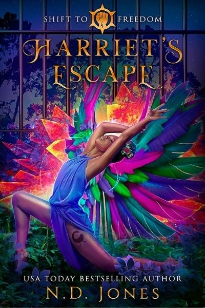 Harriet's Escape Black Fantasy by ND Jones